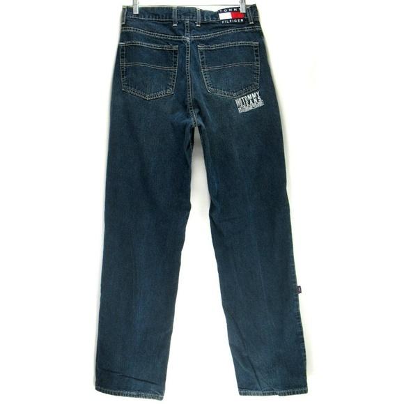 Tommy Hilfiger Other - Tommy Hilfiger - Tommy Jeans - Spellout Sz 34/32